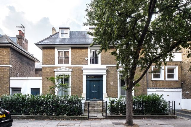 Thumbnail Detached house for sale in Thornhill Road, London