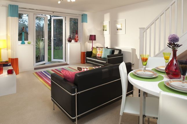 "Thumbnail End terrace house for sale in ""Richmond"" at Queen Elizabeth Road, Nuneaton"