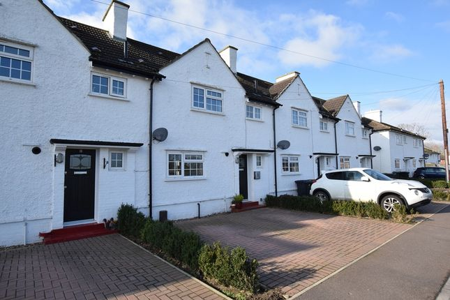 Thumbnail Terraced house for sale in Derwent Road, Henlow, Bedfordshire