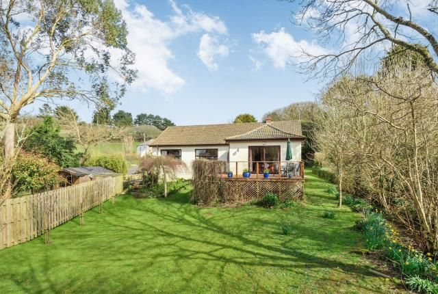 Thumbnail Bungalow for sale in St. Agnes, Cornwall