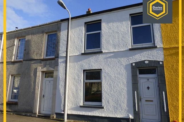 Thumbnail Terraced house to rent in 13 Campbell Street, Llanelli