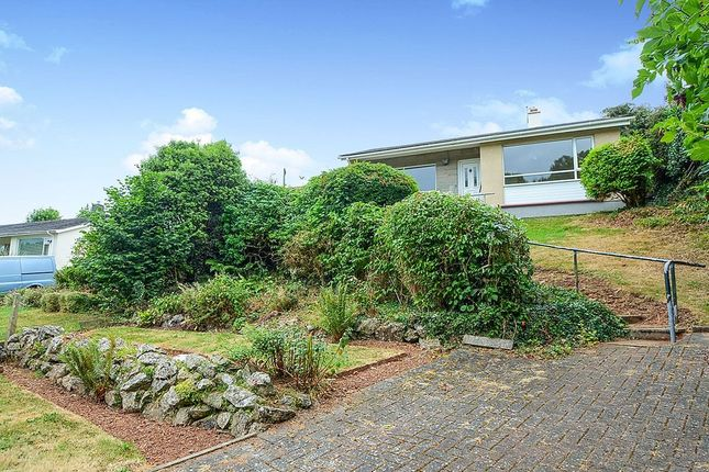Thumbnail Bungalow for sale in Tor Gardens, Ogwell, Newton Abbot