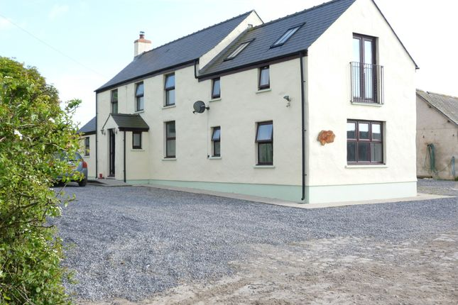 Thumbnail Detached house for sale in Martletwy, Narberth