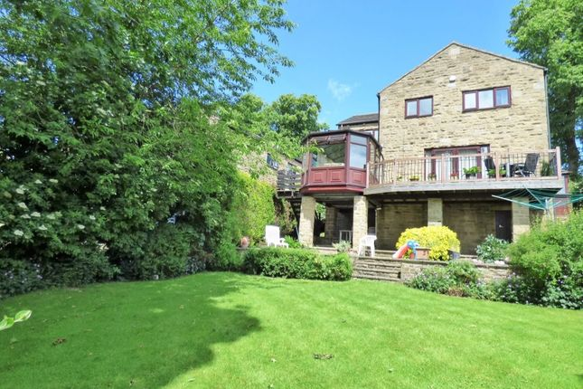 Thumbnail Detached house for sale in Old Langley Lane, Baildon, Shipley
