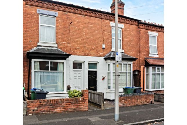 Thumbnail Terraced house for sale in Wattis Road, Smethwick