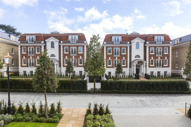 Thumbnail Flat for sale in Magna Carta Park, Englefield Green, Egham, Surrey