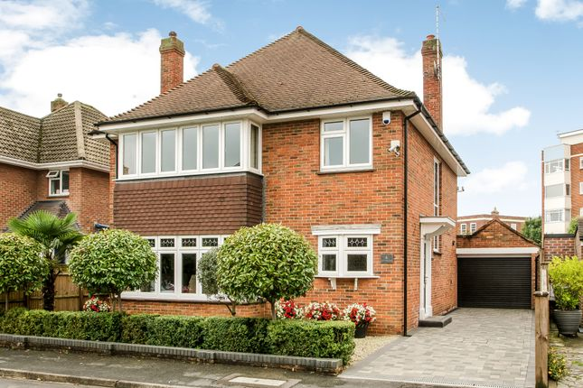 Thumbnail Detached house for sale in St. Helens Close, Southsea