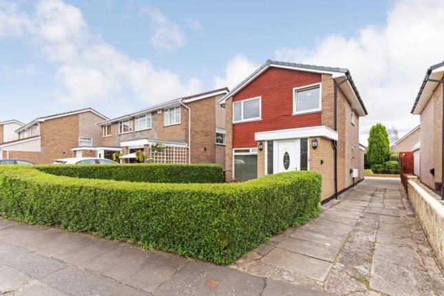 Thumbnail Detached house for sale in Haig Drive, Garrowhill, Glasgow, Lanarkshire