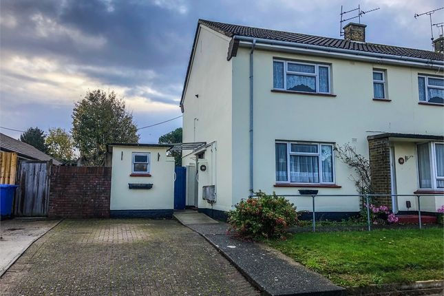Thumbnail Flat to rent in Chaucer Road, Sittingbourne, Kent