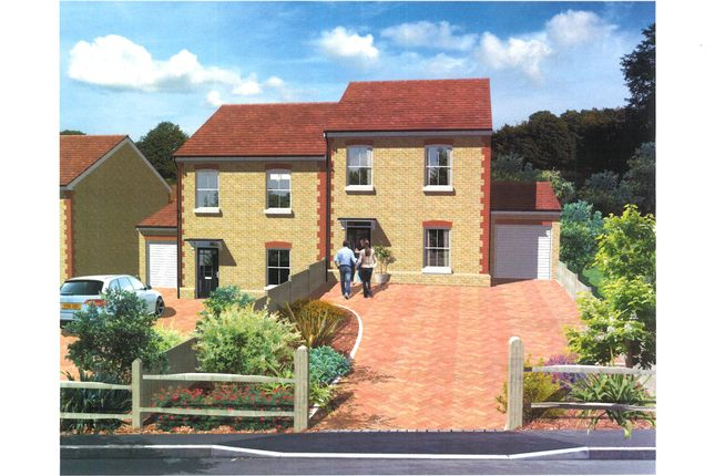 Thumbnail Semi-detached house for sale in Springfield, Oxted, Surrey