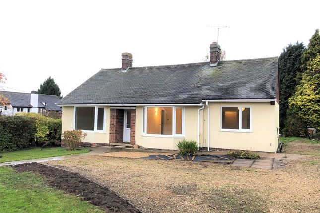 Thumbnail Bungalow to rent in Bridge End Road, Grantham