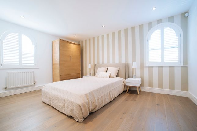 Thumbnail Flat for sale in Keble Place, Harrods Village, London