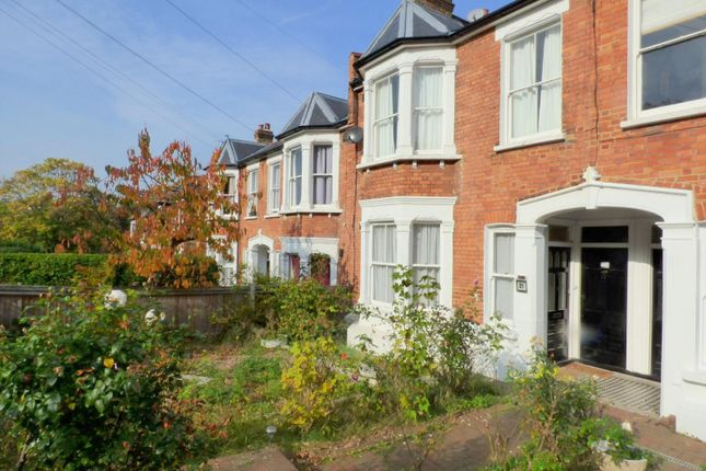 Thumbnail Maisonette to rent in Duncombe Hill, London