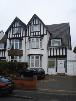 Thumbnail Shared accommodation to rent in Kingsbury Road, Birmingham, West Midlands