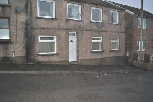 Thumbnail Flat to rent in High Street, Ebbw Vale