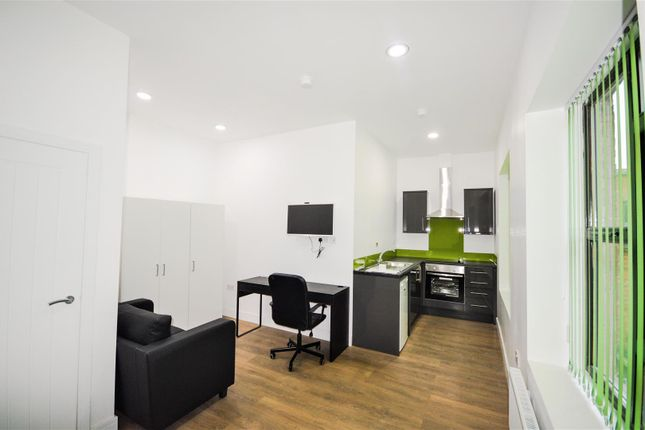 Lounge/Kitchen of Phoenix Yard, Upper Brown Street, Leicester LE1