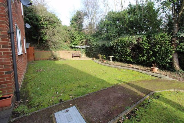 Communal Gardens of James Court, North Chingford, London E4