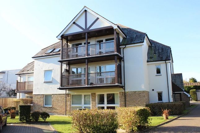 Thumbnail Flat for sale in Sea Road, Carlyon Bay, St. Austell