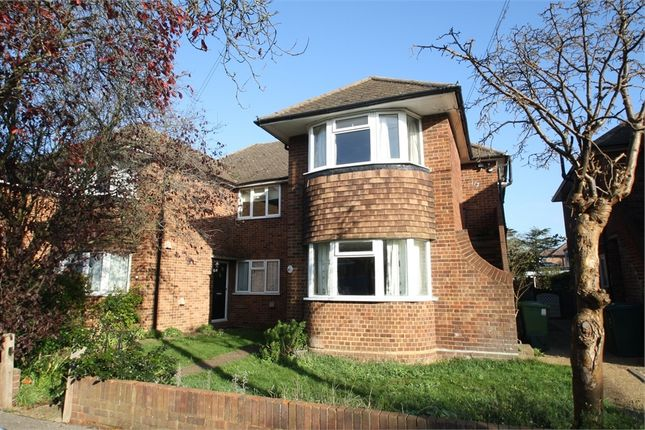 Thumbnail Maisonette for sale in Avondale Avenue, Staines-Upon-Thames, Surrey