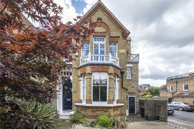 Thumbnail Semi-detached house for sale in Lower Common South, London