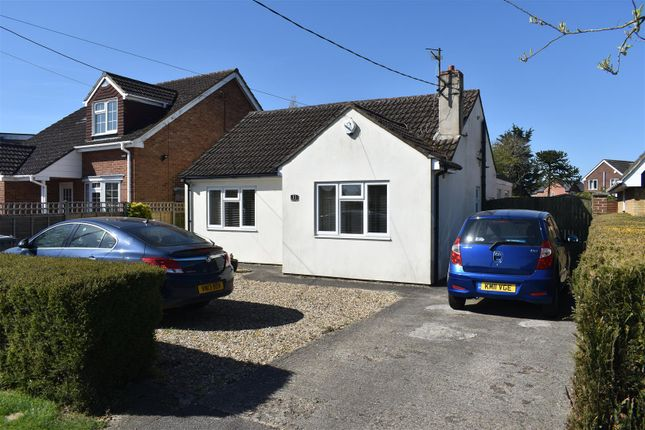 Thumbnail Detached bungalow for sale in Broad Green, Cranfield, Bedford