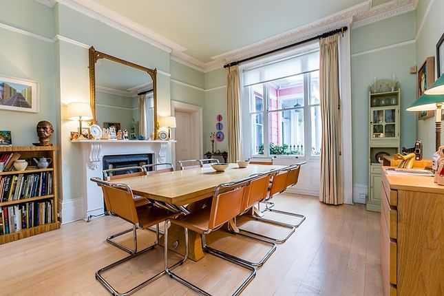Dining Room of Chalcot Square, London NW1