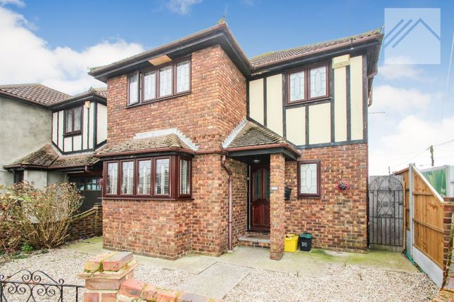 Thumbnail Detached house for sale in Waarden Road, Canvey Island