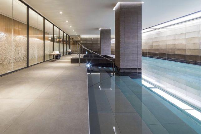 Swimming Pool of Holland Park Villas, 6 Campden Hill, London W8