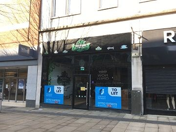 Thumbnail Retail premises to let in 33 Pearl House, Princess Way Swansea