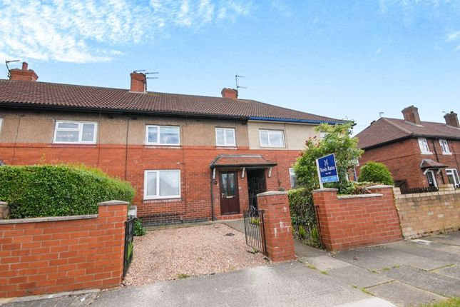 Thumbnail Property to rent in Evelyn Crescent, York