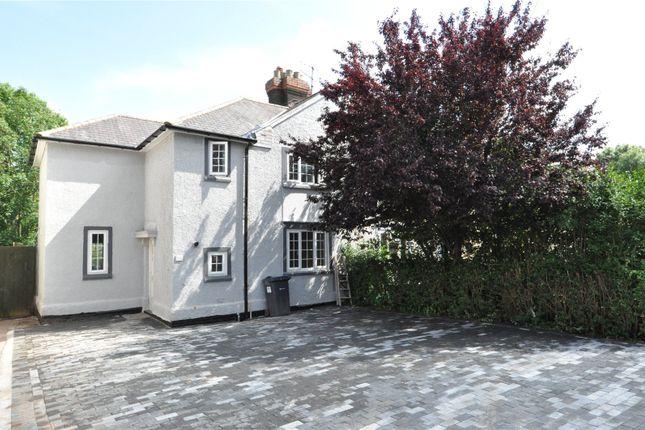 Thumbnail Semi-detached house for sale in Allens Croft Road, Birmingham