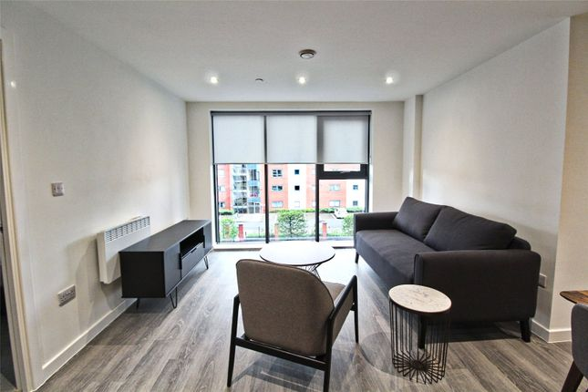 Thumbnail Flat to rent in Woden Street, Salford