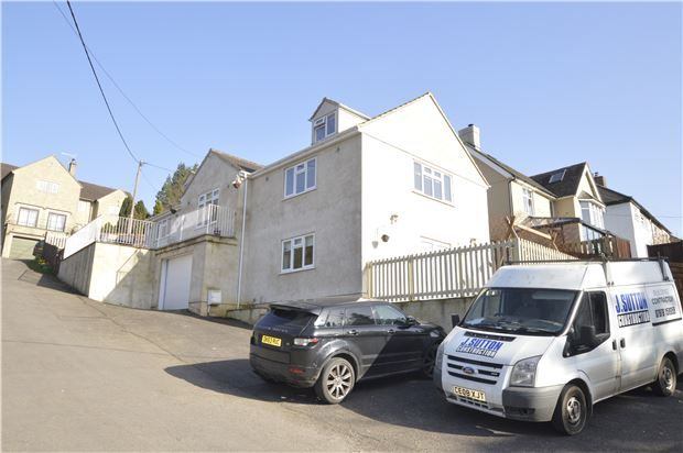 Thumbnail Detached house for sale in London Road, Stroud, Gloucestershire