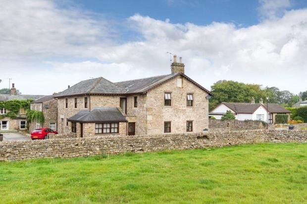 Thumbnail Detached house for sale in The Coach House, Burrow, Kirkby Lonsdale, Carnforth, Lancashire