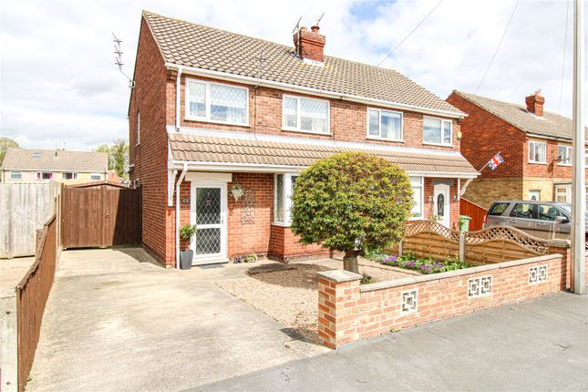 3 bed semi-detached house for sale in Keith Crescent, Laceby DN37