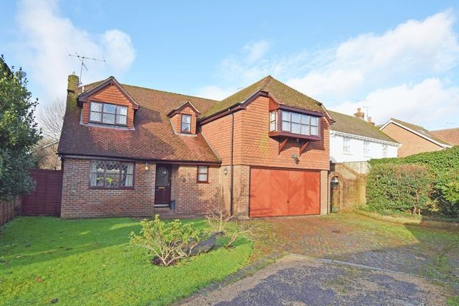 Thumbnail Detached house for sale in The Butts Green Area, Alton, Hampshire