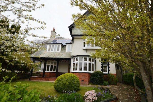 Thumbnail Detached house for sale in Carreg Lwyd, Llanbadarn Road, Aberystwyth
