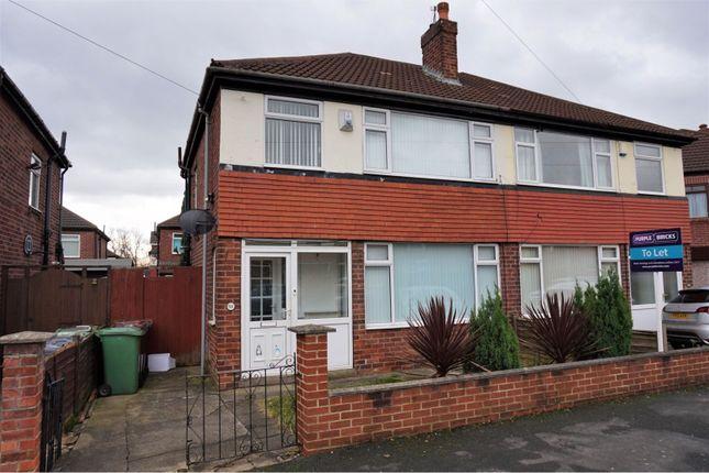 Thumbnail Semi-detached house to rent in Grange Park Crescent, Leeds