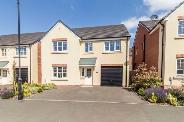 Thumbnail Detached house for sale in Heol Stradling, Coity, Bridgend - Ref#00014691