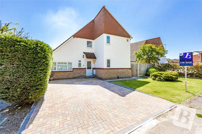 Thumbnail Detached house for sale in Brackley Crescent, Basildon, Essex