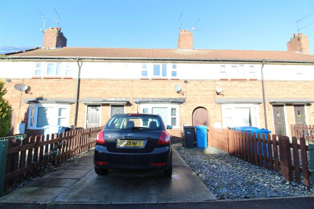 Thumbnail Terraced house for sale in Collin Avenue, Hull