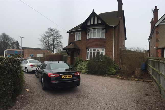 Thumbnail Detached house to rent in Oundle Road, Orton Longueville, Peterborough