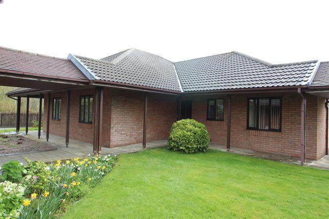 Thumbnail Semi-detached bungalow for sale in Twmpath Lane, Gobowen, Oswestry