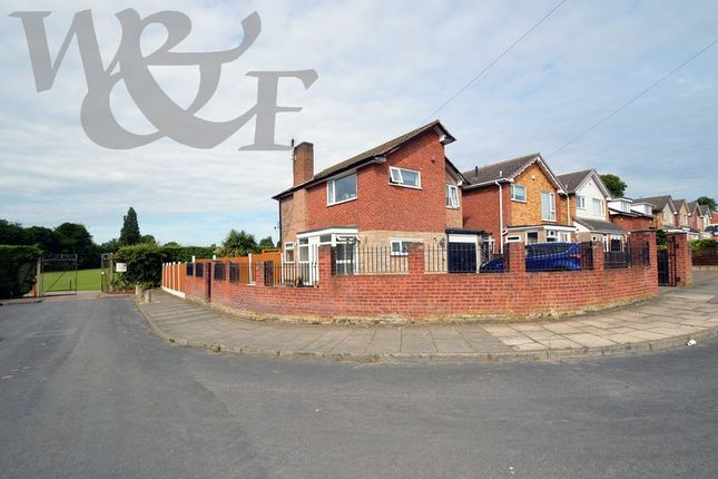 Thumbnail Detached house for sale in Woodway, Erdington, Birmingham