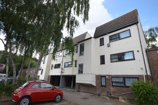 Thumbnail Flat for sale in Woolf Close, London