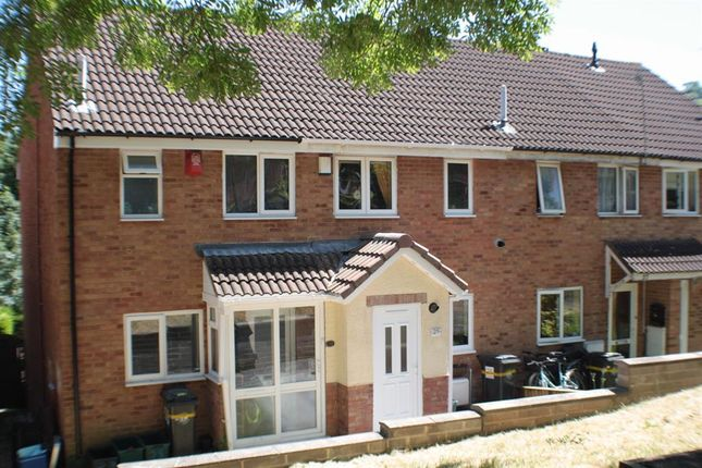 Thumbnail Terraced house to rent in The Ridings, Bishopsworth, Bristol