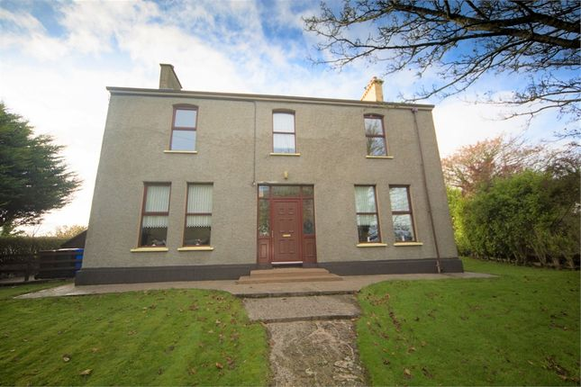 Thumbnail Detached house for sale in Ballywalter Road, Millisle, Newtownards, County Down