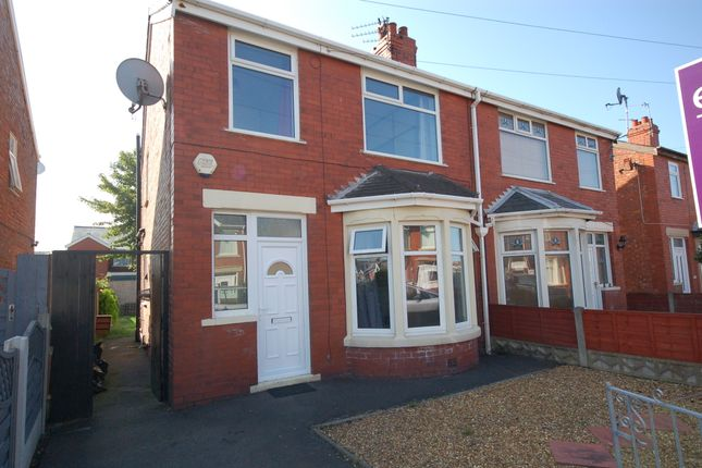 Thumbnail Semi-detached house to rent in Selby Avenue, Blackpool