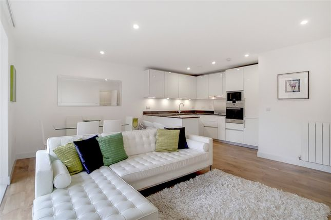 Thumbnail Flat to rent in Conningham Court, 21 Dowding Drive, Kidbrooke Village, London