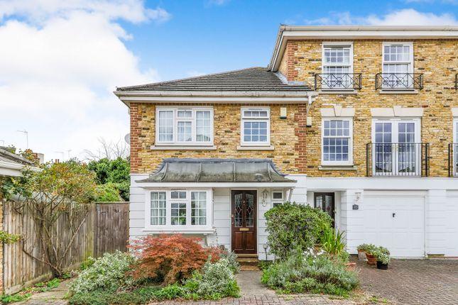 Thumbnail Semi-detached house to rent in Kensington Gardens, Kingston Upon Thames